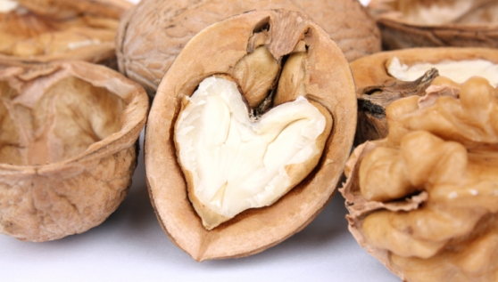 Walnut-heart-Medium